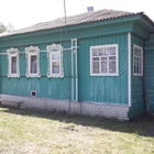 Продажа дома бревенчатого в центре села