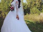 Скачать бесплатно фотографию  продам платья пышная с длинными рукавами 32515897 в Серпухове