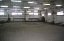 Производственные и складские помещения любой площади г, Серпухов, Дешево