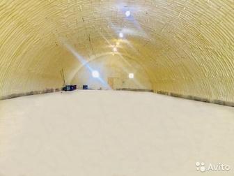 Новое изображение Аренда нежилых помещений Складское помещение, ангар 1350м² 43901550 в Серпухове