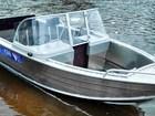 Просмотреть foto  Купить лодку (катер) Wyatboat 430 DCM al 38851026 в Печоре