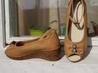 Скачать фотографию Женская обувь Продам новые кожаные туфли 38-го размера, 68142226 в Севастополь
