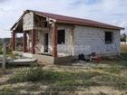 Продаётся недостроенный дом с террасой, общая площадь которо