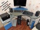 Изображение в   Продам компьютерный стол в хорошем состоянии, в Северодвинске 4000