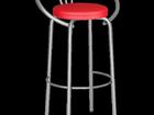 Фотография в Мебель и интерьер Кухонная мебель Продам 4 барных табурета (производство Метта, в Северске 0