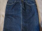 Скачать бесплатно фотографию Женская одежда Продаю джинсовую юбку, почти новая 36918335 в Шахты