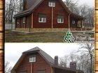 Фото в Услуги компаний и частных лиц Разные услуги Деревянный дом из сруба в Крыму  Строительство в Симферополь 8100