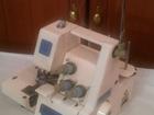 Уникальное изображение Швейные и вязальные машины Продается оверлок ВОМЗ 151,3-х ниточный 39242039 в Симферополь