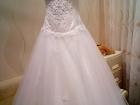 Просмотреть foto Свадебные платья продаётся свадебное платье 39447123 в Симферополь