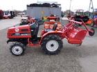 Уникальное изображение  Продается японский мини трактор MITSUBISHI MTX15D 37149410 в Анапе