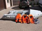 Свежее фотографию  Надувная моторная лодка Sun Marine SM 360 новая 33199119 в Смоленске
