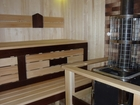 Увидеть foto  Отделка бань и саун, установка печей, дымоходов, изготовление полков, 64611889 в Смоленске