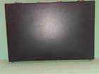 Свежее foto  Дипломат из черной кожи, 44 × 30 × 8 см 71680561 в Смоленске