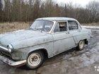 ГАЗ 21 Волга 2.4МТ, 1968, 75000км