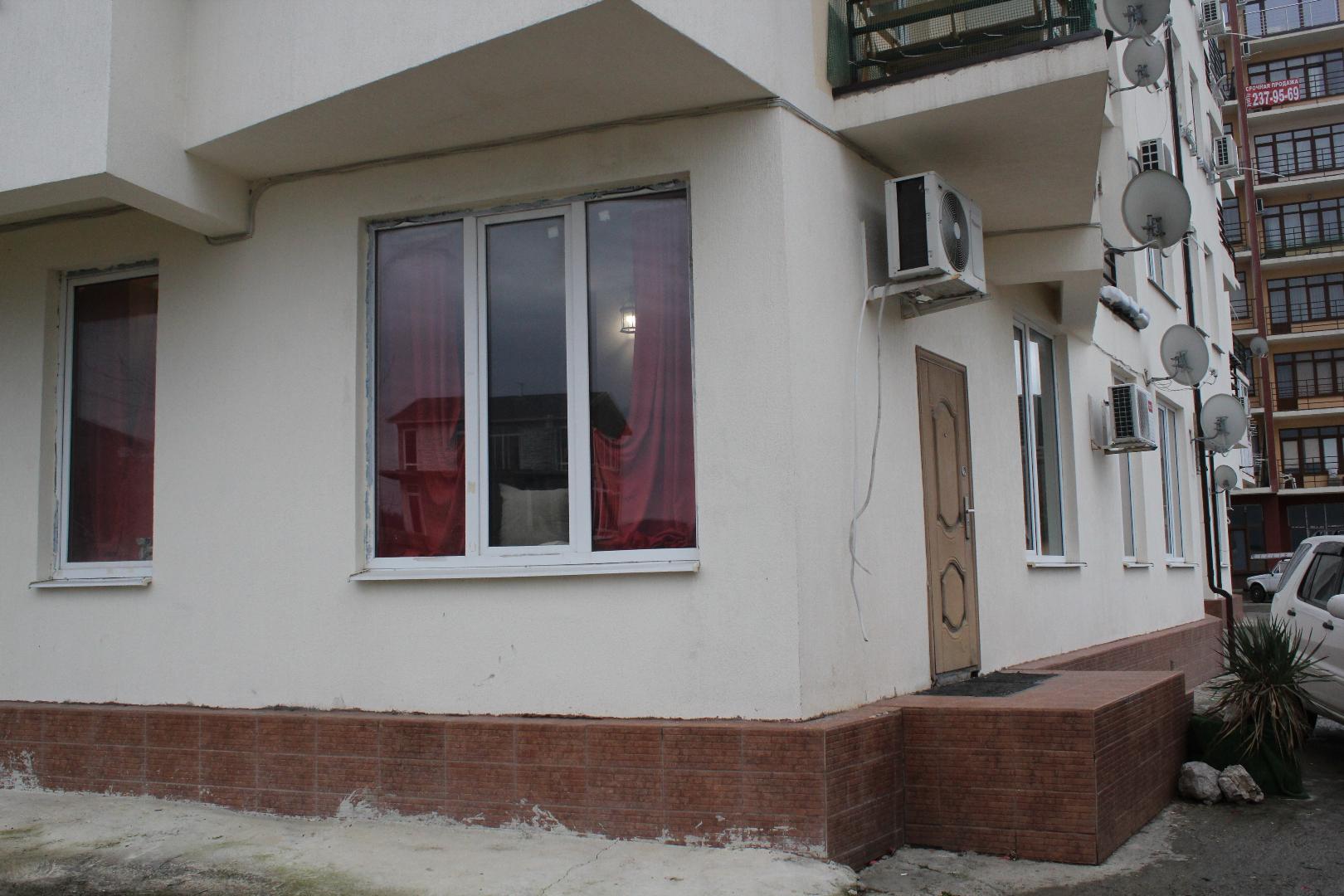 Отдельный вход в квартиру (жилое помещение) без перевода в нежилое 11