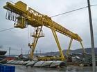 Свежее фото  Кран Козловой КК ККД до 50 тонн 35048317 в Вологде