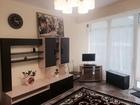 Фото в   В квартире все новое , никто не жил .   Гостиная в Сочи 1500