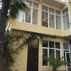 Гостиница в Адлере в курортном городке ну ул. Вегерарианской.