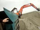 Грунт песок намывной