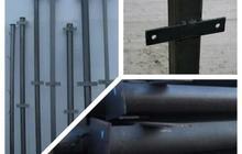 Столбы металлические Сосенский