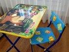 Складной столик и стульчик