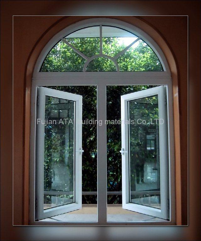 Полукруглые окна фото