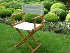 Фото в Мебель и интерьер Столы, кресла, стулья Деревянный складной стул из натуральных материалов, в Ставрополе 7500