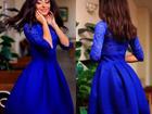 Новое фотографию Женская одежда Очаровательное пышное платье артикул - Артикул: Am9070-1 37637372 в Ставрополе