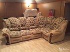 Угловой диван (раскладной) и кресло (Белоруссия)