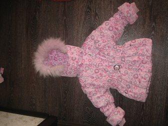 Увидеть foto Детская одежда Зимний комбинизон для девочки 34247423 в Стерлитамаке