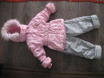 Просмотреть изображение Детская одежда Зимний комбинезон для девочки 34247491 в Стерлитамаке