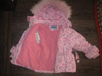 Скачать бесплатно foto Детская одежда Зимний комбинезон для девочки 34247491 в Стерлитамаке