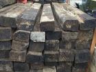 Фото в Строительство и ремонт Разное Реализация деревянных шпал, шпалы б. у. , в Строителе 10