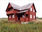 Фотография в   Продается дом в деревне Жабрево. Дом из оцилиндрованного в Струнино 2300000