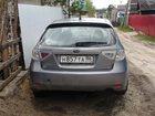Фото в Авто Аварийные авто продам Субару Импреза 2008г. требуется ремонт в Сургуте 190000