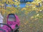 Фото в   Продается детская коляска 3 в 1:летний, зимний в Сургуте 8000