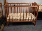 Свежее фотографию Детская мебель Детская кроватка 35290670 в Сургуте