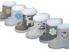 Увидеть фотографию  Детские войлочные сапожки от производителя 36931907 в Москве