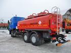 Скачать изображение Грузовые автомобили Топливозаправщик АТЗ-17 МАЗ 6312В9 (новый бензовоз) 38497361 в Калининграде