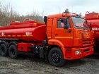 Фото в Авто Грузовые автомобили Топливозаправщик (бензовоз) на шасси КАМАЗ в Сургуте 3980000