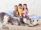 Просмотреть фотографию  Фабричные кровать-машинки с ортопедическими латами 38876145 в Сургуте