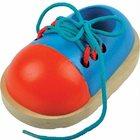 Шнуровка ботинок мди