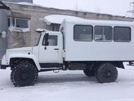 Вахтовый автобус ГАЗ с двигателем ММЗ Д, 245 2016 В наличии вахтовый автобус на