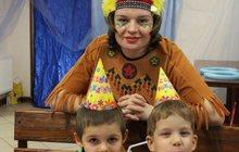 Индейцы у вас на детском празднике
