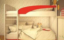 Кровать Чип и Дейл КД-2