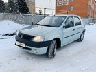 Renault Logan 1.4МТ, 2006, 144000км
