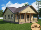 Свежее фотографию Продажа домов Оэноэтажный дом с сауной и бассейном из профилированного бруса 35249936 в Тольятти