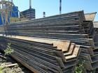Свежее фотографию Строительные материалы Шпунт Ларсена Б/У Л-4,Л-5, Л-5УМ, GU 80128032 в Таганроге