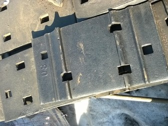 Смотреть изображение  На складе новые Крановые рельсы КР-70, КР-80, КР-100, КР-120,КР-140 39449704 в Астрахани