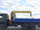 Скачать изображение Транспортные грузоперевозки Услуга манипулятора перевозка грузов 69383247 в Тамбове